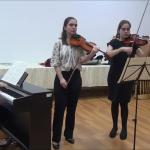 """Concert extraordinar la Târgu-Jiu! Federația """"Euro Education"""" a fost reprezentată de Prof. Dr. Mihaela Sanda Popescu"""