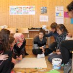CENTER FOR EDUCATION AND DEVELOPMENT: Living together, Exchange in Trogen 2017