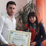 """Președintele Asociației """"Mic News"""" a fost premiat de Direcţia Generală de Asistenţă Socială şi Protecţia Copilului, Sector 4!"""