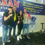 Federația noastră reprezentată la Campionatul Internațional de Box din Spania!