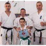 """Clubul Sportiv """"Voicu Dragon"""" din Târgu Jiu, va reprezenta federația noastră în toate parteneriatele strategice pe plan sportiv!"""