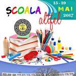"""În perioada 15 – 19 mai 2017, la Școala Gimnazială """"Mexic"""" din București se va derula Programul național """"Școala altfel"""""""