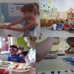 """Echipa """"EURO EDUCATION"""" în ultima zi a """"Atelierelor de vară – Șotron"""", la Școala Gimnazială Grozești și la Școala Primară Cârceni!"""