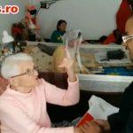 Sute de bătrâni din Capitală s-au bucurat de atenția afiliaților noștri!