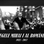 Echipa noastră pune la dispoziție în Târgu-Jiu CARTEA DE CONDOLEANȚE în memoria MS Regelui Mihai I al României!