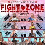 """Afiliații noștrii de la Clubul Sportiv """"Renshi"""" reprezintă Gorjul la gala fruntașilor """"Fight Zone"""" din Deva!"""