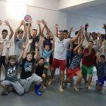 """Partenerii noștri de la Clubul Sportiv """"Voicu Dragon"""" vor organiza la Târgu-Jiu """"Campionatul Kick-Box in extremis""""(CUPA CAMPIONILOR)!"""