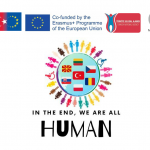 In the end, We are all HUMAN
