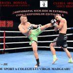 """""""Campionatul Kick-Box in extremis"""", ediția a II a va fi organizat de afiliații noștri de la Clubul Sportiv """"Voicu Dragon"""" la Târgu-Jiu!"""