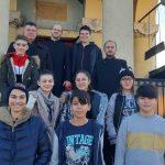 """Voluntari EEF în proiectul social """"Dăruind vei dobândi""""!"""