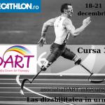 """Cursa 3D. Eveniment dedicat exclusiv persoanelor cu dizabilități din Gorj şi organizat de afiliaţii noştri de la Asociaţia """"Down Art Terapy"""""""